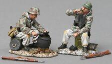 Thomas Gunn Ww2 German Ss056b Panzer Grenadier Breakfast Club Winter MIB
