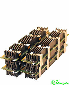 16GB Kit (4x4GB) DDR2 800MHz ECC FBDIMM Apple Mac Pro 8 Core (Mac ID: MacPro3,1)
