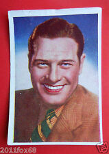 figurines actors acteurs nestle's stars of the silver screen #108 richard arlen
