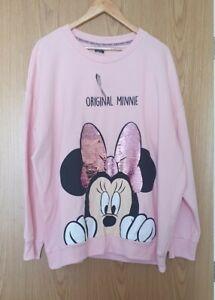 Minnie Mouse plus size sequin jumper size 24-26
