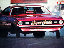 1970 Plymouth Barracuda Funny Car-Larry Arnold-print/poster-Drag Racing/1971-72