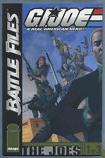 G.I. Joe Battle Files 1-3 (Image) Complete Series Source Books Prestige Format g