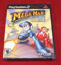 PLAYSTATION 2: Mega Man Anniversary Collection Megaman 1 à 8 et plus US NTSC