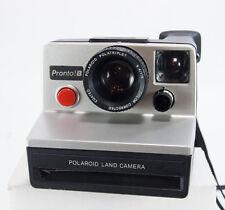 Polaroid Pronto B Instant Film Camera with Strap, Untested