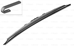 "Bosch SP24S Wiper Blade Spoiler + long life rubber 24"""