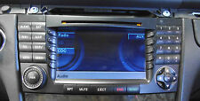 2003-2007 Mercedes E-Class W211 E55 Multi Display Unit With Navigation