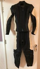 Ladies Motorcycle Leathers Hein Gericke Size 10/12  Black & White New never used