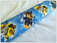 Light blocker!!  FILLED and Washable. Draft excluder,  kids theme Paw patrol