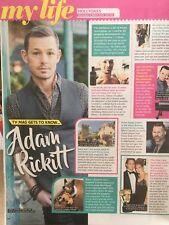 SUN TV Magazine 08/2018: ADAM RICKITT Grayson Perry JODIE WHITTAKER