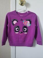Panda Long Sleeve Girl Sweater Size 3T