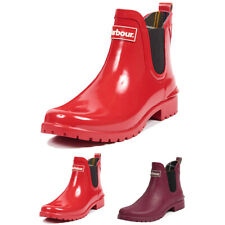 Ladies Barbour Wilton Festival Casual Rain Snow Durable Elastic Wellie All Sizes