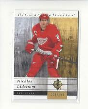 2011-12 Ultimate Collection #22 Nicklas Lidstrom Red Wings /399