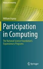 PARTICIPATION IN COMPUTING - NEW HARDCOVER BOOK