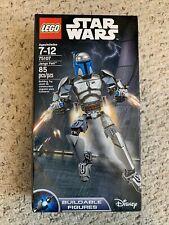 New ListingLego Star Wars 75107 Constraction Jango Fett Buildable Mandalorian Figure