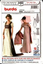 Burda Sewing Pattern 2493 Burda Josephine Dress Costume