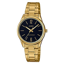 Casio Classic Ladies LTP-V005G Gold Tone Watch