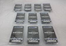 "10 Pack 14"" Chainsaw Chain 3/8LP-050-50DL repl. Stihl 91VXL050G 91PX 63PM50 S50"