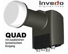 Inverto Universal Quad Terrestrial 0,2 dB LNB IDLP