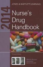 2014 Nurse's Drug Handbook-ExLibrary