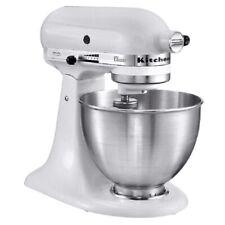 Küchenmaschine KitchenAid 5K45SSEWH Planetenrührwerk 4,3l 10Stufen Direktantrieb