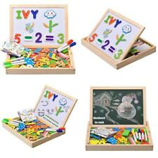;Educational Toys For 3 Year Olds Learning Age 4 5 Math Game Kids Wooden Magneti
