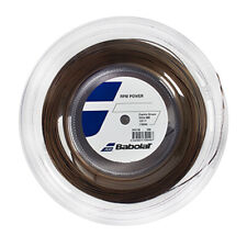 Babolat Rpm Power 1.25mm 660ft 200m 17 Gauge Tennis String Poly Reel Brown