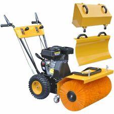 vidaXL Sneeuwploeg Blazer Multifunctioneel Benzine 6,5 PK Sneeuwruimer Sneeuw