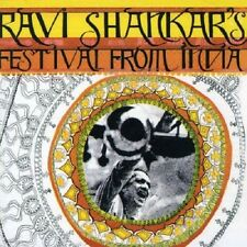 Ravi Shankar Festival From India CD NEW SEALED 1995