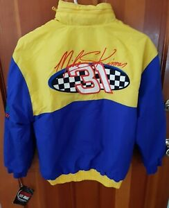 Vintage NASCAR Mike Skinner #31 Lowe's Jacket Chase Authentics Tate New teen L
