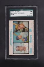 1973 O-PEE-CHEE #611 Rookie Outfielders w/ Coggins Wohlford Zisk PSA 9 MINT RARE