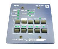 Analog Way RK-20 Image Adjuster Remote Keypad for Smart Cut