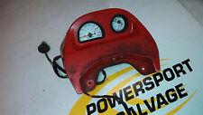 Kawasaki 750 900 STS SS Super Sport XI ST STX Speedometer Gauges Trim Cowl Cover