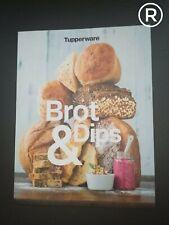 Brot & Dips - Rezeptbuch - Kochheft  - Tupperware