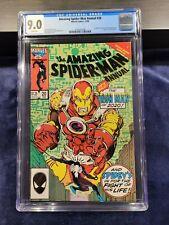 Amazing Spider-Man Annual #20, CGC 9.0, 1986