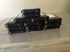 HP 146GB 10k SAS Hard Drive - Auction for 1 Drive
