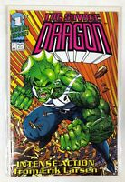 The Savage Dragon #1 1st Brutal Issue! Near Mint (NM) Image 1992