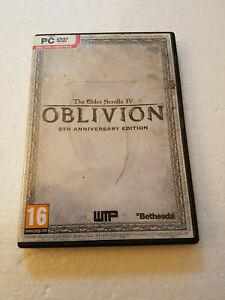 THE ELDER SCROLLS IV : OBLIVION - 5th Anniversary Edition for PC (Windows XP)