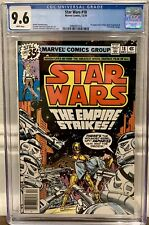 Star Wars #18 CGC 9.6, 35c Newsstand Variant- 1st Appearance Greyshade & Strom!!