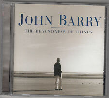 JOHN BARRY - the beyondness of things - o.s.t. CD