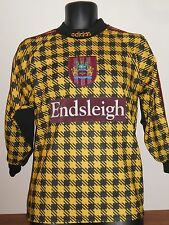Burnley Goal Keepers Shirt (1998) xl boys #637
