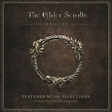 The Elder Scrolls Online Music Selections Soundtrack CD - New & Unused