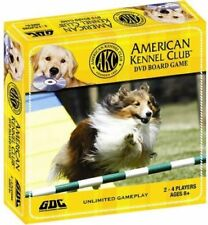 American Kennel Club DVD Board Game New, Factory Sealed