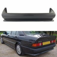 Mercedes Benz W201 190 AMG Style Full Rear Tuning Bumper Apron Valance
