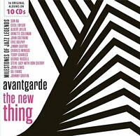 Avantgarde - The New Thing [CD]