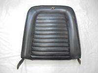 1965 Mustang Front Bucket Seat Back / Upper - Passenger