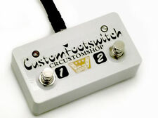 CR® CUSTOM FOOTSWITCH FOR PEAVEY CLASSIC 20 MH & 6505 MH & VALVEKING MH - 2 LED