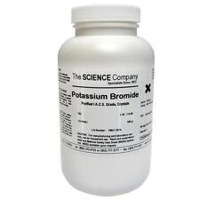 NC-2136  Potassium Bromide, 500g, Purified, ACS Reagent Dog, Cat Anti-seizure