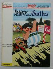 BD PILOTE - Astérix et les Goths 1963 / 3a 1964 C / GOSCINNY & UDERZO / DARGAUD