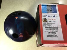 Roto Grip Rubicon Right Hand Drilled 14lb Bowling Ball