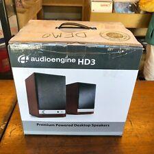 Audioengine HD3 Powered Desktop Speakers (Black) Demo Model